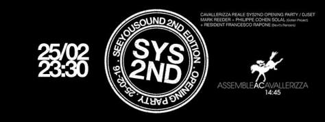sys 2nd
